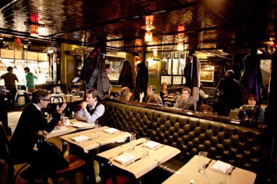 Best New Hotel Restaurant The Breslin Bar Amp Dining Room