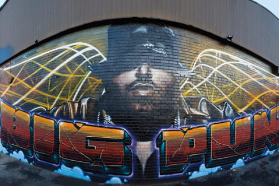 South bronx things to do reviews guides things to do for Big pun mural bronx