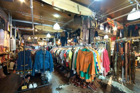 Vintage Clothing Stores Lisbon