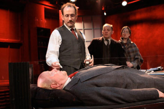 Lenin's Embalmers | Theater | reviews, guides, things to