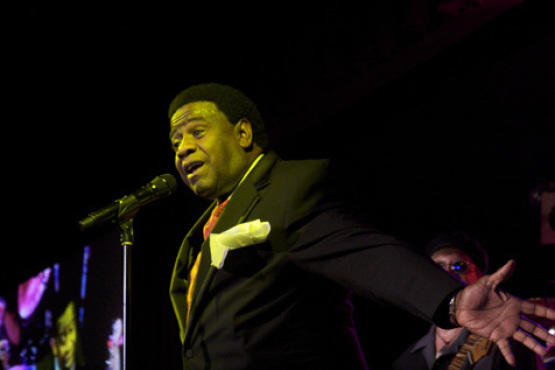 Al Green at B.B. King Blues Club & Grill