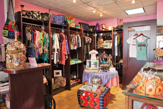 Clothing stores online. Clothing store new york