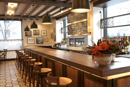 The Best New Hotel Bars Bar Maialino Food Amp Drink