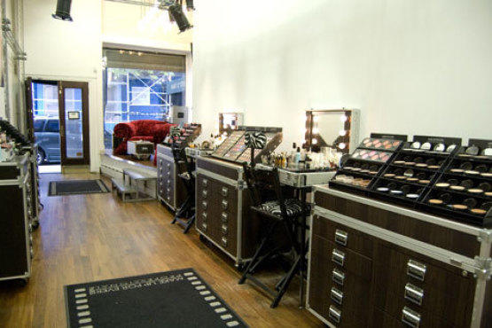 Top ten makeup stores