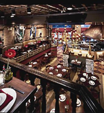 Garage Restaurant And Cafe