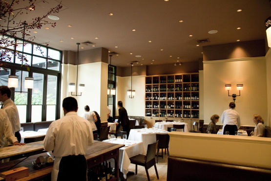 Esca Restaurant Manhattan New York