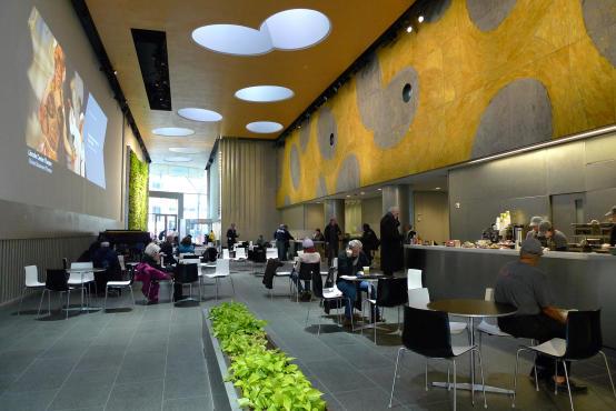 David Rubenstein Atrium At Lincoln Center