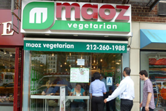 Maoz Vegetarian - Union Sq