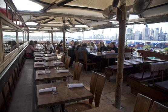 Alma Restaurant Nyc Rooftop