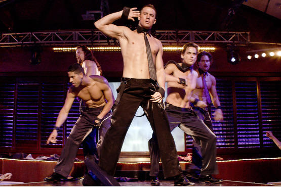 London Cinema Listings Magic Mike