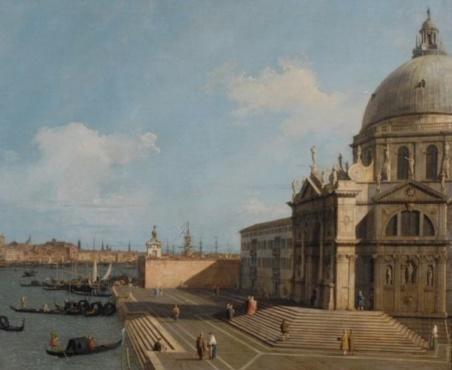 Exposition 'Canaletto & Guardi' au musée Jacquemart André
