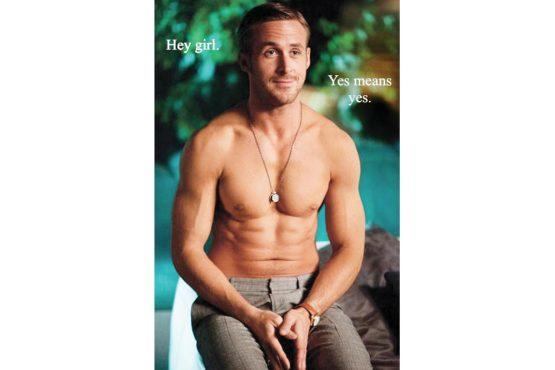 Feminist Ryan Gosling The Book