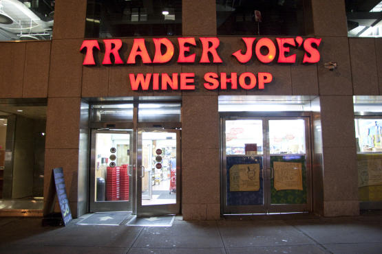 trader joe s wine shop. Black Bedroom Furniture Sets. Home Design Ideas