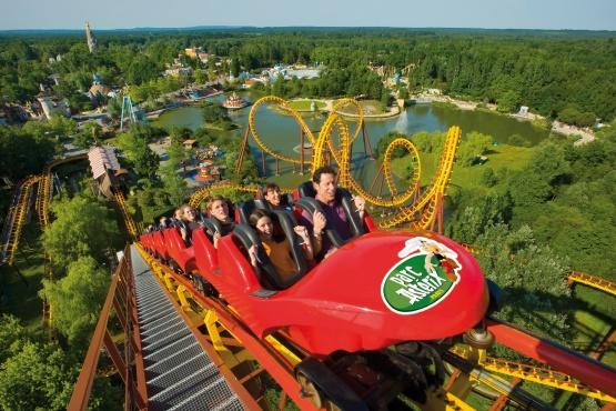 Parc ast rix for Parc attraction yvelines