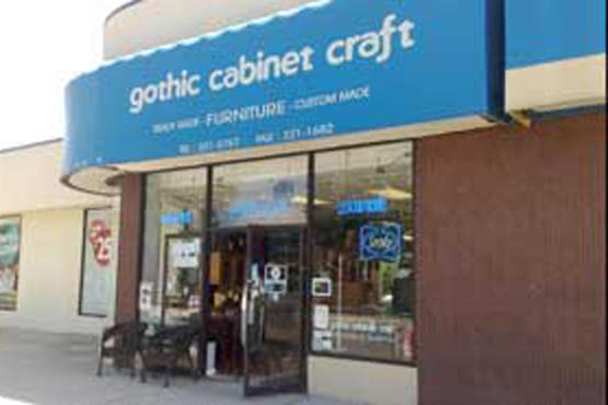 Gothic cabinet craft 191 22 northern blvd shops time for Gothic cabinet craft new york ny