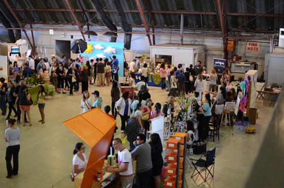 Unique La Summer Market