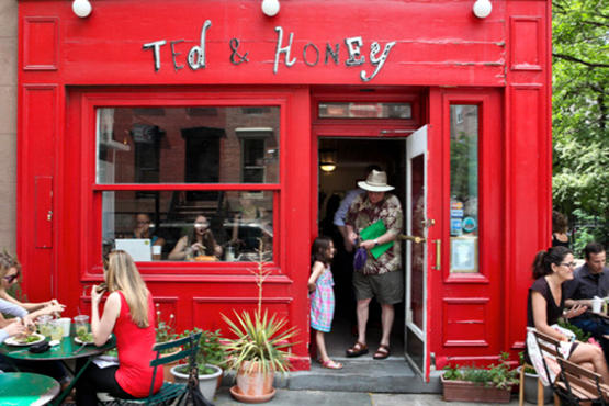 Ted and Honey Café