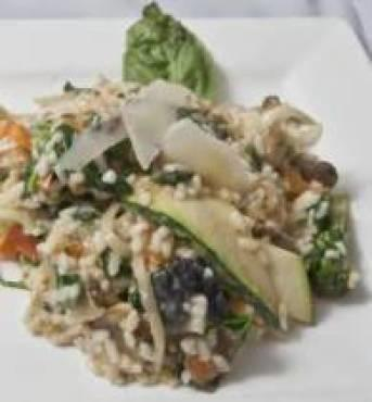 Enzo angela the italian restaurant 11701 wilshire blvd for Fish dish sherman oaks