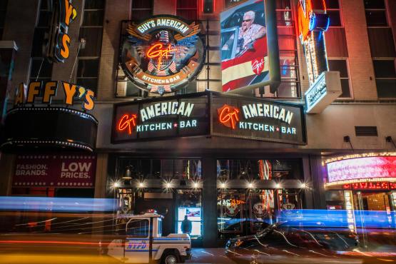 Guy Fieri American Kitchen New York