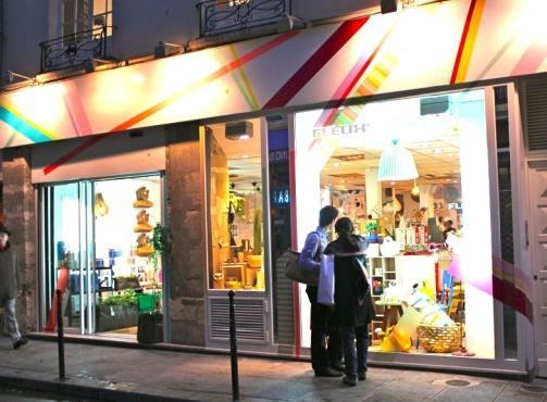 fleux 39 39 et 52 rue sainte croix de la bretonnerie 4e shops time out paris. Black Bedroom Furniture Sets. Home Design Ideas