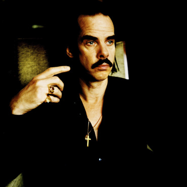 "Richard dumas: ""Nick Cave, 2008"""
