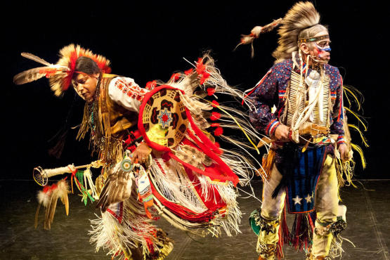 Dance Concert and Powwow at Theater for the New City