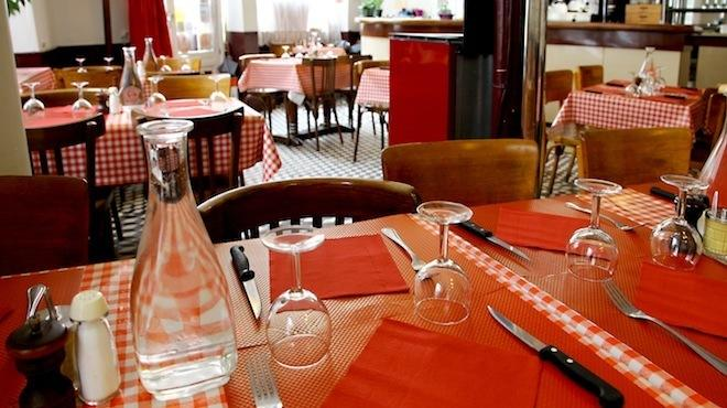 Chez n nesse 17 rue de saintonge 3e restaurants and caf s time out paris - Restaurant porte maillot chez georges ...