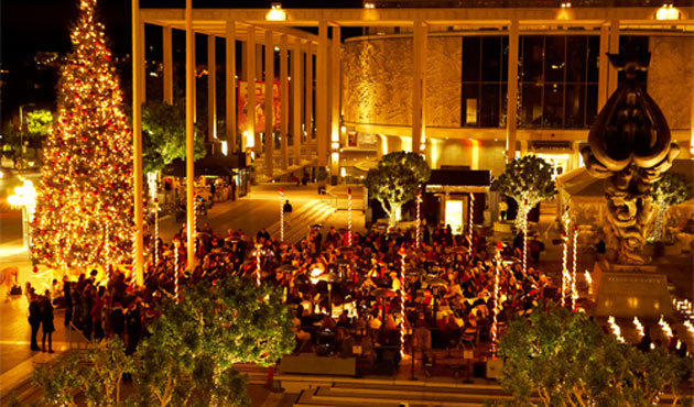 The Music Center Holiday Sing-Along   Music Center   Seasonal traditions   Time Out Los Angeles