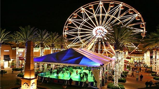 Irvine Spectrum Center's Holiday on Ice