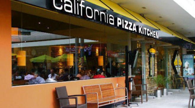 California Pizza Kitchen Reforma