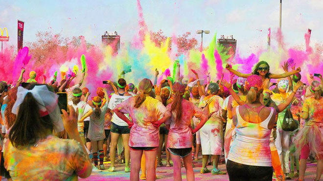 Graffiti Run