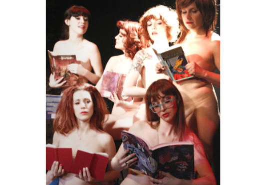 Sexiest nude girls gif