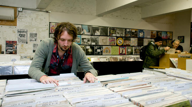 Best Record Stores Long Island