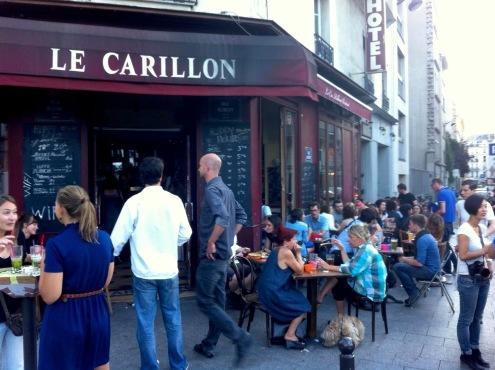 Le Carillon 18 Rue Alibert 10e Bars And Pubs Time