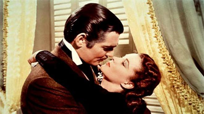 Movie Valentines: Love on the Big Screen, Gone with the Wind