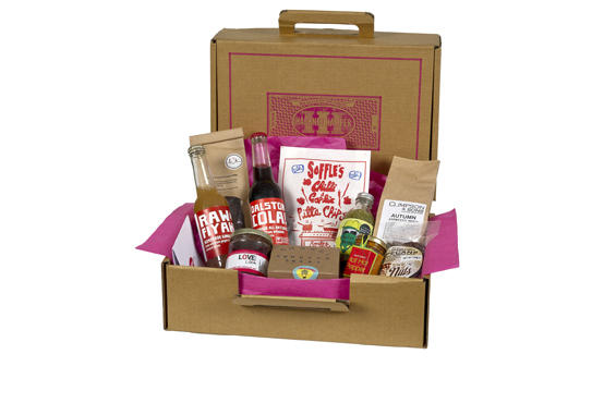 Hackney hamper