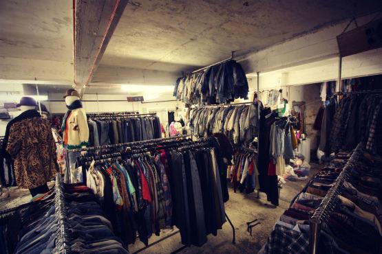 Thriftstock, East End Thrift Store, Press 2013
