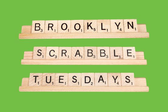 Brooklyn Scrabble Tuesdays