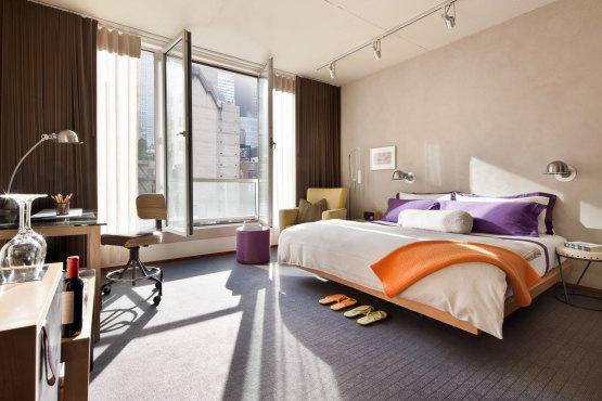 Best small boutique hotels intimate digs in nyc for Best small boutique hotels