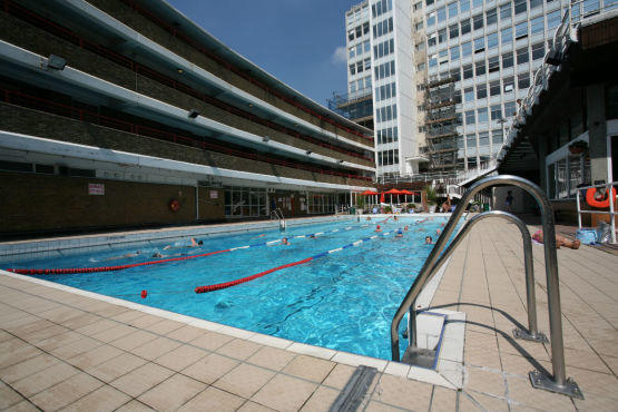 Oasis Pool Endell St Wc2h 9ag Sport Venues Time Out London