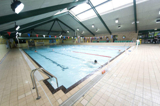 Highbury pool and leisure centre - Swimming pool highbury and islington ...
