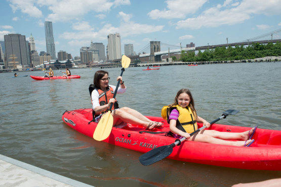 Water sports in NYC: Jet Skiing, sailing, surfing and more