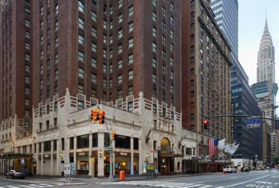 With a stay at The Lexington Hotel, Autograph Collection, you'll be centrally located in New York, within a minute walk of Chrysler Building and Grand Central Terminal. This 4-star hotel is mi ( km) from Central Park and mi ( km) from Rockefeller Center.4/5(33).
