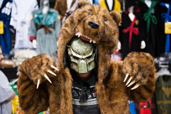 & Chicago Comic Con 2013: photos of the best costumes at Wizard World