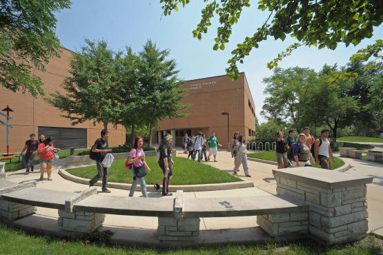 Northeastern Illinois University Physical Education Building 3600 W Foster Ave Sports Venues