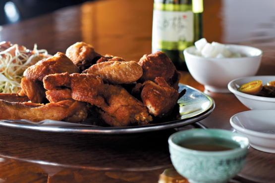 Korean Bar Food