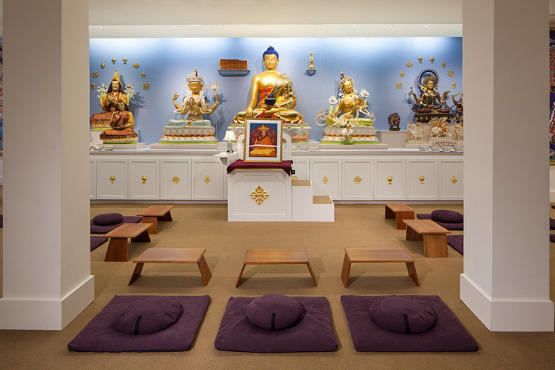 Kadampa meditation center the hamptons usa