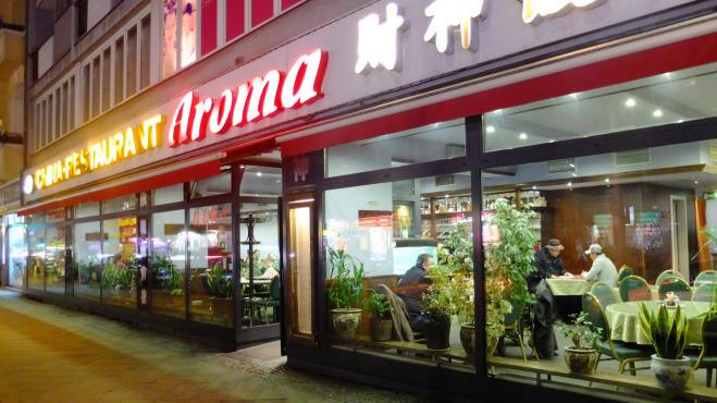 Aroma kantstrasse 58 10625 restaurants and caf s for Aroma japanese cuisine restaurant