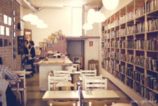 babelia books & coffee