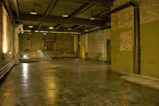 Jackalope Theatre Company Moves Into Broadway Armory Park